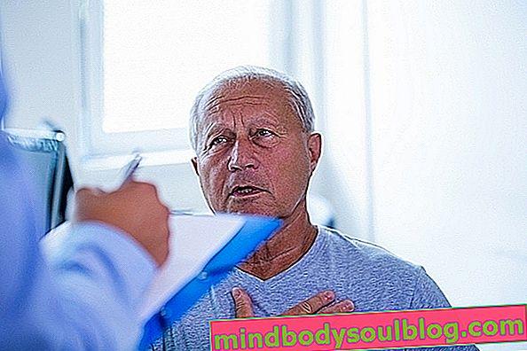 Linker Astblock: Symptome und Behandlung