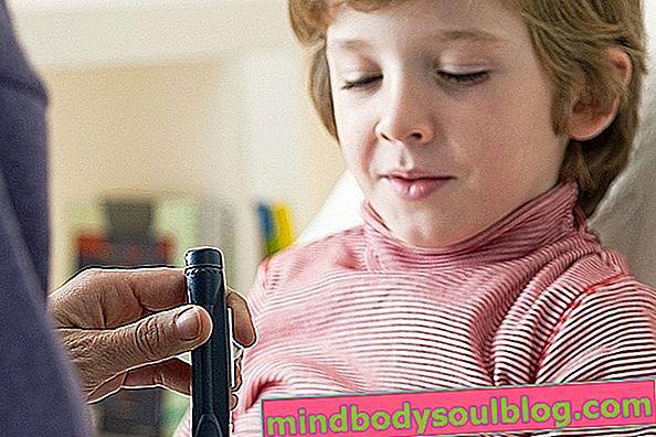 Diabète infantile: qu'est-ce que c'est, symptômes, causes et que faire