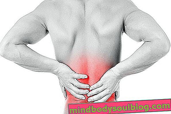 脊椎の終わりの痛み:6つの原因と対処法