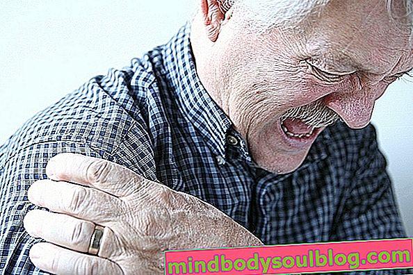 滑液包炎を治療するための救済