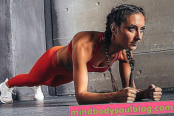 Тренировка за гръб: 6 упражнения и как да се прави