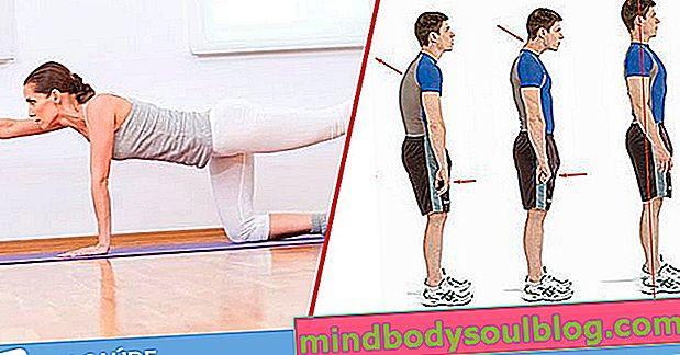 5 exercices simples pour améliorer la posture à la maison
