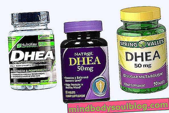 Comment prendre un supplément de DHEA et ses effets sur le corps