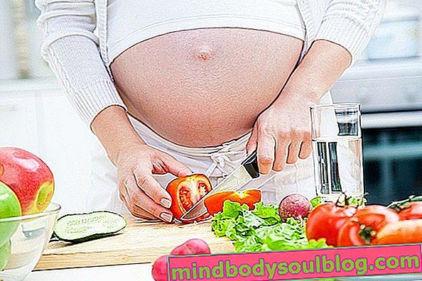 Може ли бременната да яде пипер?