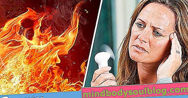 Bagaimana melawan hot flashes menopause