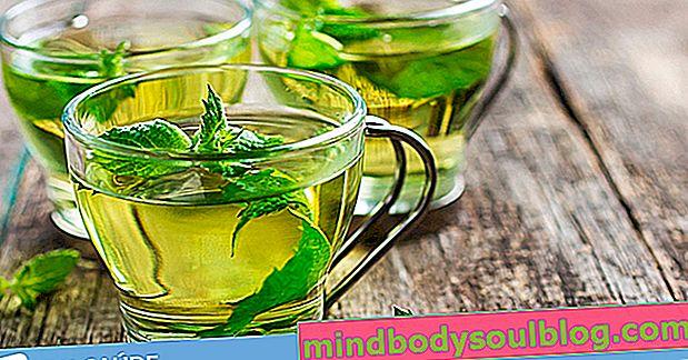 יתרונות תה מנטה (ו -7 מתכונים טעימים)