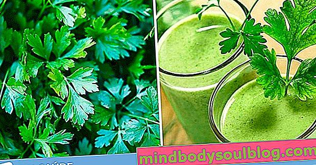 12 יתרונות בריאותיים של פטרוזיליה