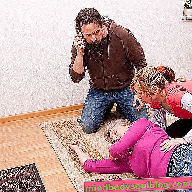 Първа помощ при съмнение за инфаркт