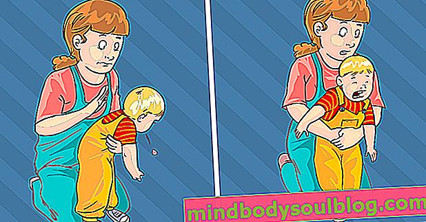 Какво да правим, когато бебето се задави