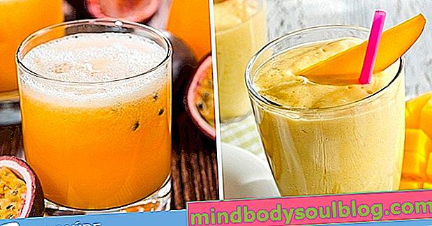 10 מתכוני מיץ הדרים