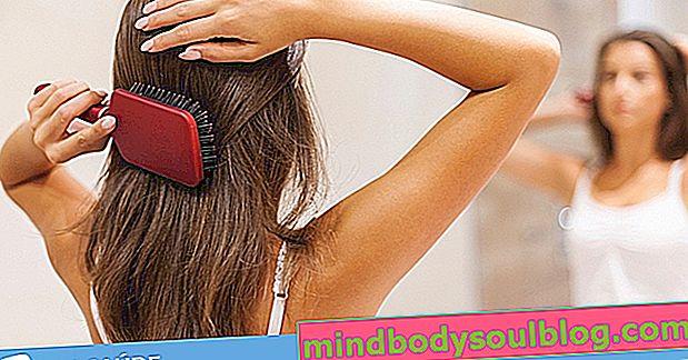 3 remèdes maison pour la perte de cheveux