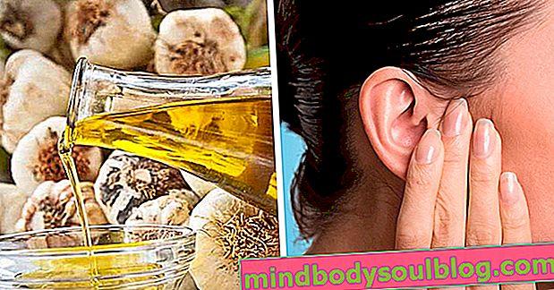 Remèdes à la maison pour la douleur d'oreille