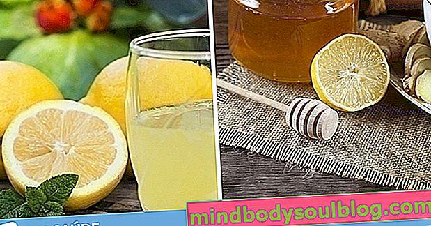 Польза чая с лимоном (с чесноком, медом или имбирем)