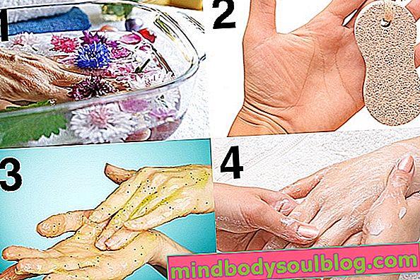 4 étapes pour éliminer les callosités de vos mains