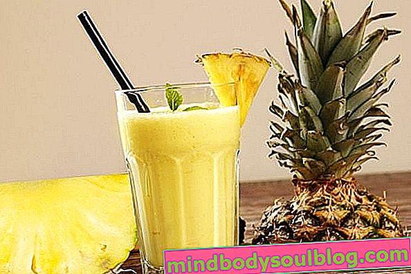 Jus d'ananas pour réduire les nausées pendant la grossesse