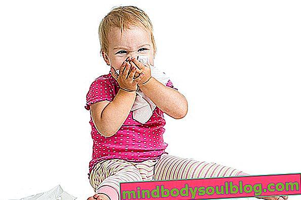 Remèdes maison pour la grippe infantile