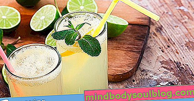 Jus de citron pour l'hypertension