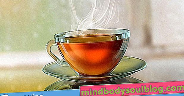 Tees zur Senkung der späten Menstruation