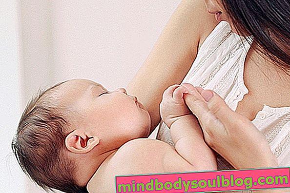 Quel peut être le mamelon doux chez le bébé
