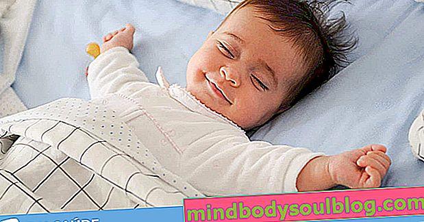 9 petua untuk menjadikan bayi anda tidur sepanjang malam