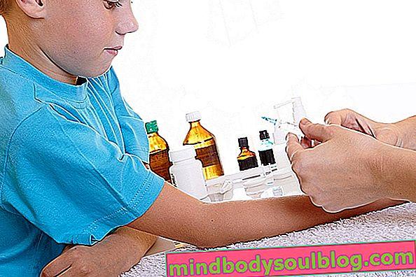 Quand l'enfant doit-il être vacciné après l'âge de 4 ans?