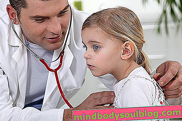 Bronkitis pada bayi: gejala, sebab dan rawatan