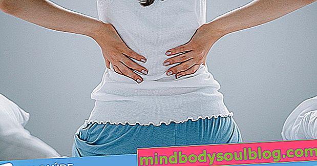 Rückenschmerzen beim Atmen: Was kann sein und was tun?