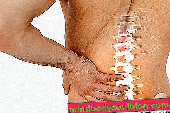 Болка в лявата част на гърба: какво може да бъде и какво да се прави