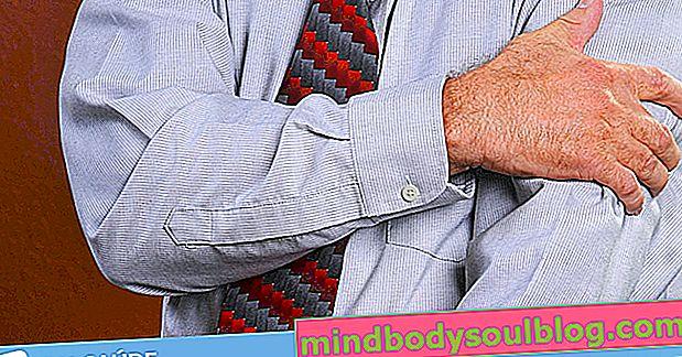 Douleur dans le bras gauche: que peut-il être et que faire