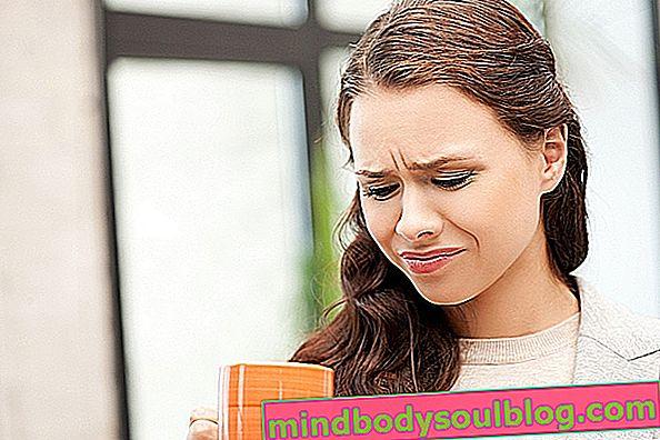 Altération du goût (dysgueusie): qu'est-ce que c'est, causes et traitement