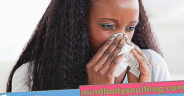 11 Ursachen für Wunden in der Nase und wie zu behandeln