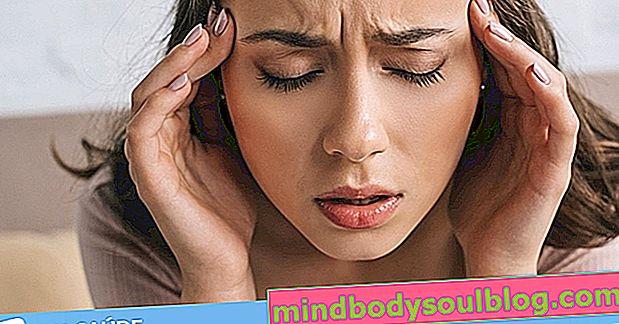Druck im Kopf: 8 Hauptursachen und was zu tun ist