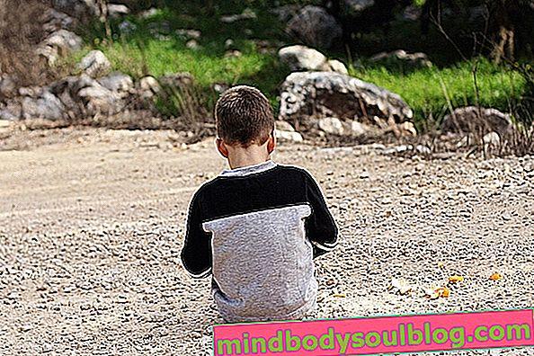תסמינים ומאפיינים המעידים על אוטיזם